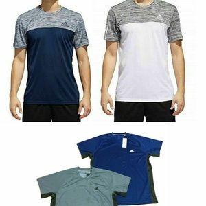 Adidas Men's Climalite Tech Essentials 3 Stripe